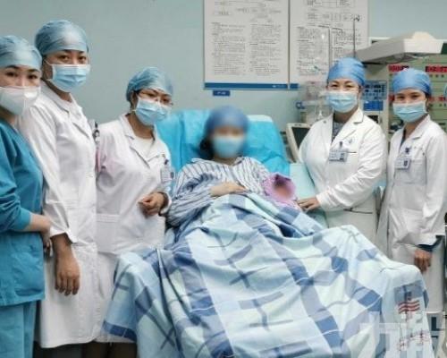 深圳自帶病毒抗體嬰兒誕生