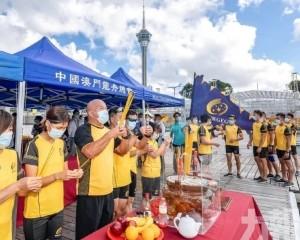 積極備戰「2020澳門國際龍舟賽」