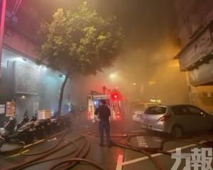 消防緊急疏散多人