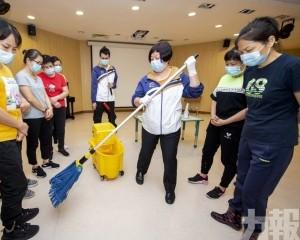 助校園提升防疫意識