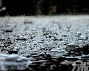 廣東13河18河道站水位超警戒線