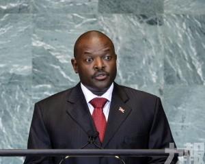 布隆迪總統心臟病猝死