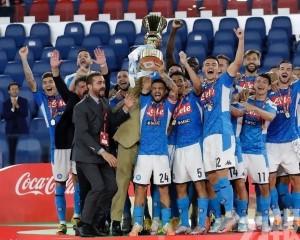 拿玻里6奪意大利盃冠軍