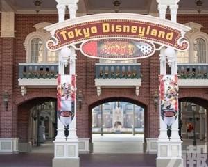 東京迪士尼樂園將重開