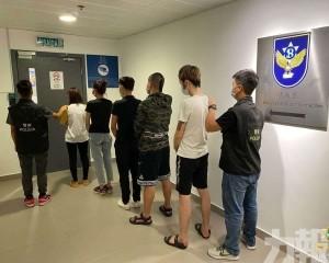 同案揭五越南人士涉毒