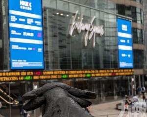 道指期貨彈55點 港股開市升77點報24,627