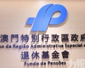 去年國際投資組合回報率12.7%