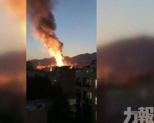 伊朗首都德黑蘭醫院爆炸19人罹難