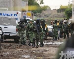 墨西哥無牌戒毒中心爆槍擊 24死7傷