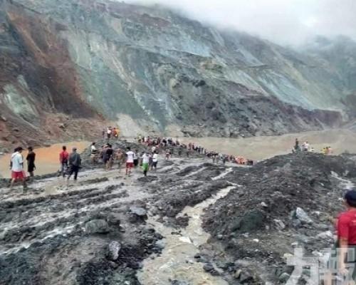 【緬甸礦區塌方】增至162人遇難