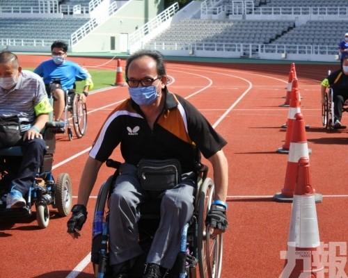 逾千市民參與殘疾人士運動日