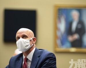 美國FDA局長:未能預測何時面世