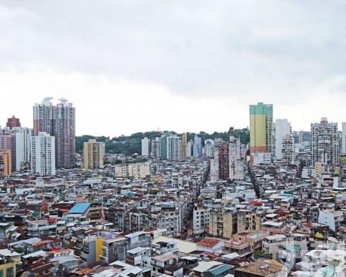 3至5月住宅樓價指數升0.7%