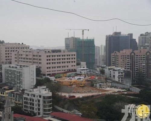 山頂醫院傳染病大樓上蓋工程招標