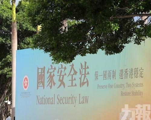 調查指66%香港市民支持國安法