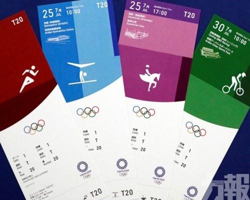 奧運退票手續月中開始可辦理