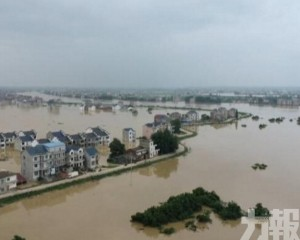 長江一帶19條河流水位破紀錄