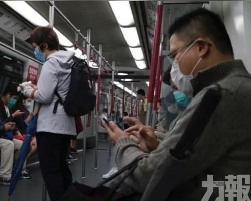 香港傳再增至少50宗確診