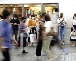 日本東京新增確診366例