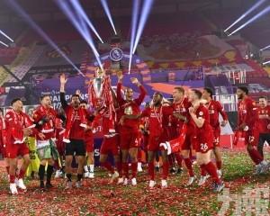 「紅軍」苦等30年終捧英超獎盃