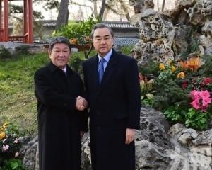 王毅:努力確保年內簽署RCEP
