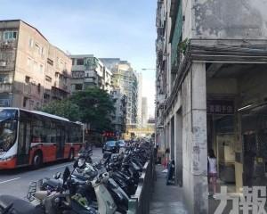 取消111個電單車泊位