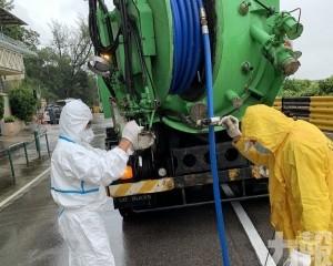 市政署:雨水井內勿傾垃圾油脂