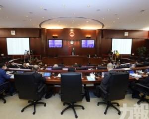 立會會期延至9月中審11法案