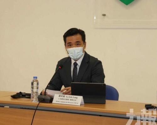 羅奕龍:對疫苗選擇持開放態度