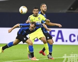 「國米」曼聯並肩闖歐霸盃8強