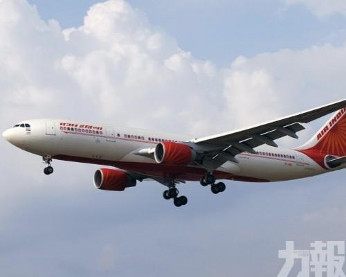 印度客機事故至少釀三死