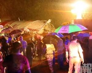 印度客機衝出跑道增至17死過百傷