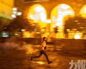 貝魯特爆發大規模示威1死逾200傷