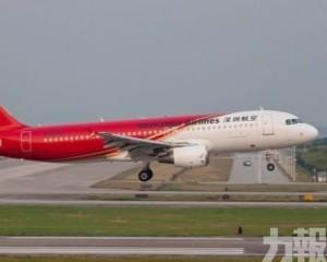 深圳飛西安一客機機械故障返航