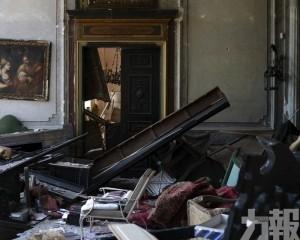 黎巴嫩爆炸後兩名官員辭職