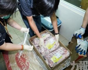 巴西進口冷凍食品檢測未見異常