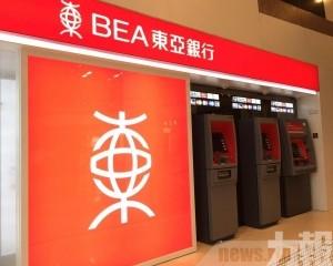 東亞銀行半年多賺53% 加派息逾四成