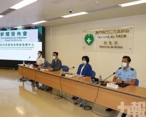 羅奕龍:鏡湖醫院日後或增核檢名額