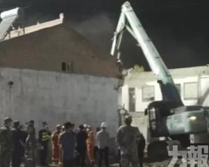 山西酒樓坍塌增至29人遇難