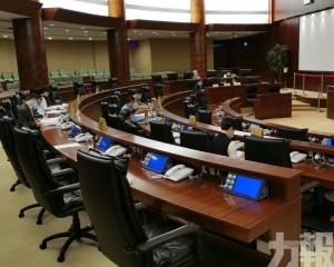 委員會冀年內通過法案