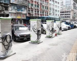 能源辦:私人比公共充電位便宜