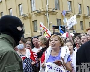 白俄羅斯反政府示威持續