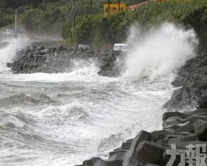 「海神」吹襲日本致4失蹤50傷