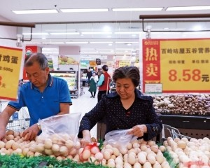 內地8月按年通脹2.4%