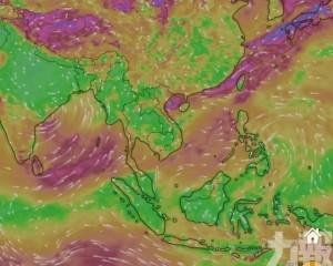 料下周二影響華南沿岸