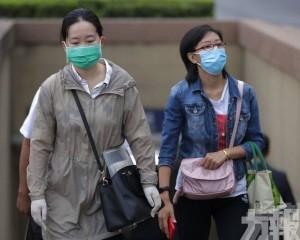 廣東昨增6例確診 無症狀感染14例