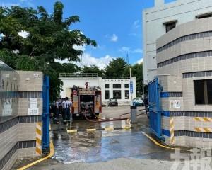 水公司:青洲倉庫火警不影響供水