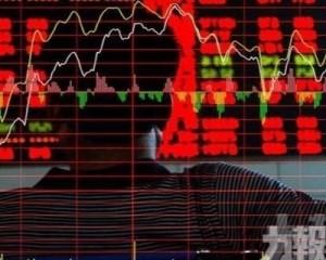 滬指跌1.29% 報3,274點