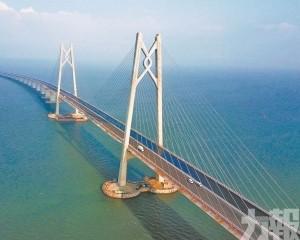 十一起至8號免費通行港珠澳大橋