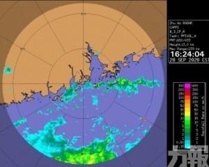 明日天氣仍不穩 間中有驟雨雷暴